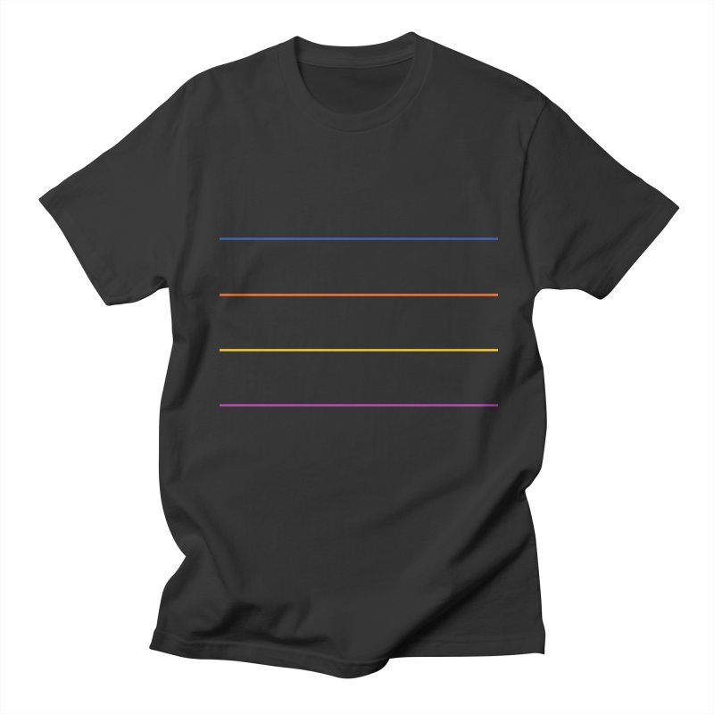 The Question Bus: No Text Logo Men's Regular T-Shirt by Keir Miron's Artist Shop