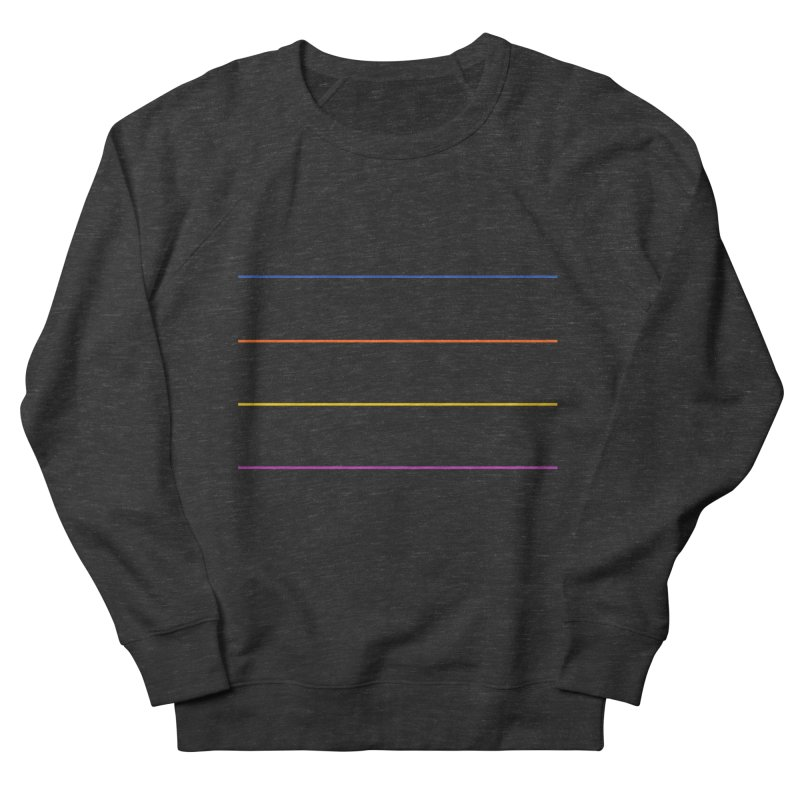 The Question Bus: No Text Logo Women's French Terry Sweatshirt by Keir Miron's Artist Shop