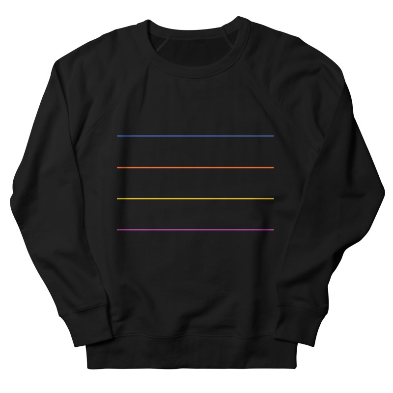 The Question Bus: No Text Logo Men's French Terry Sweatshirt by Keir Miron's Artist Shop
