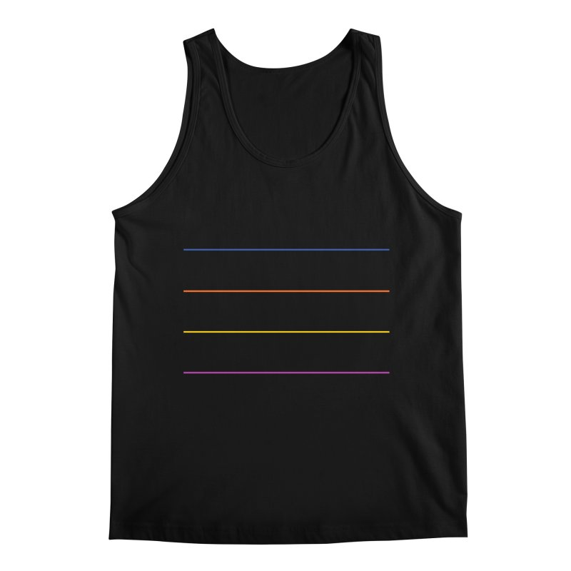 The Question Bus: No Text Logo Men's Regular Tank by Keir Miron's Artist Shop