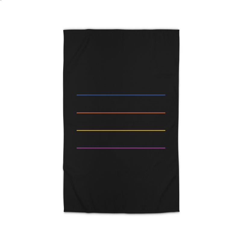 The Question Bus: No Text Logo Home Rug by Keir Miron's Artist Shop