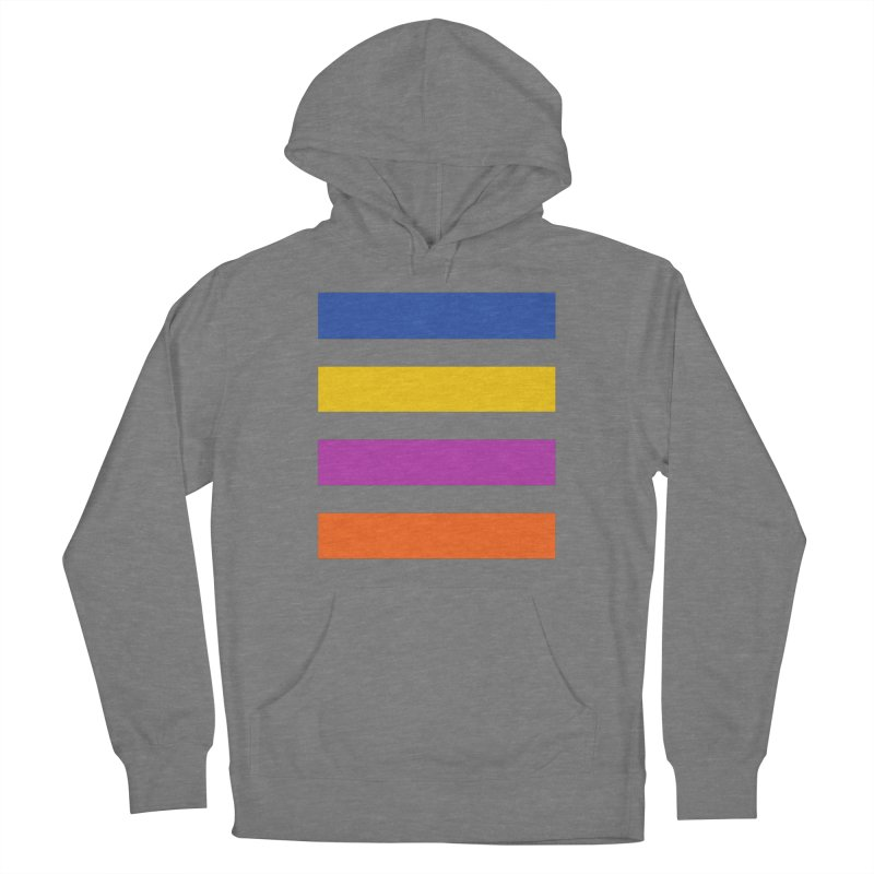 The Question Bus: No Text Logo Thick Women's Pullover Hoody by Keir Miron's Artist Shop