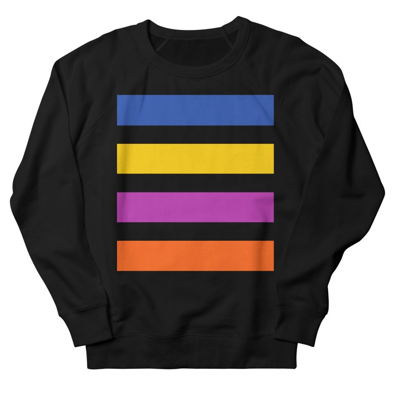 The Question Bus: No Text Logo Thick Men's Sweatshirt by Keir Miron's Artist Shop