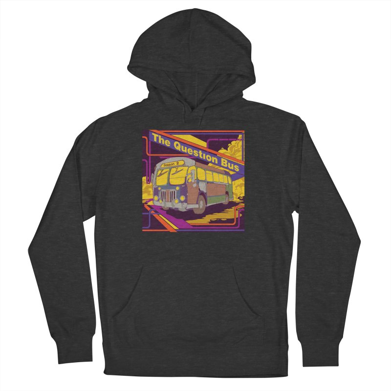 The Question Bus Season 2: Logo Women's Pullover Hoody by Keir Miron's Artist Shop