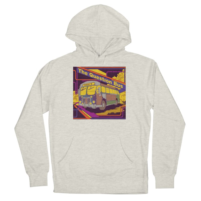 The Question Bus Season 2: Logo Men's Pullover Hoody by Keir Miron's Artist Shop