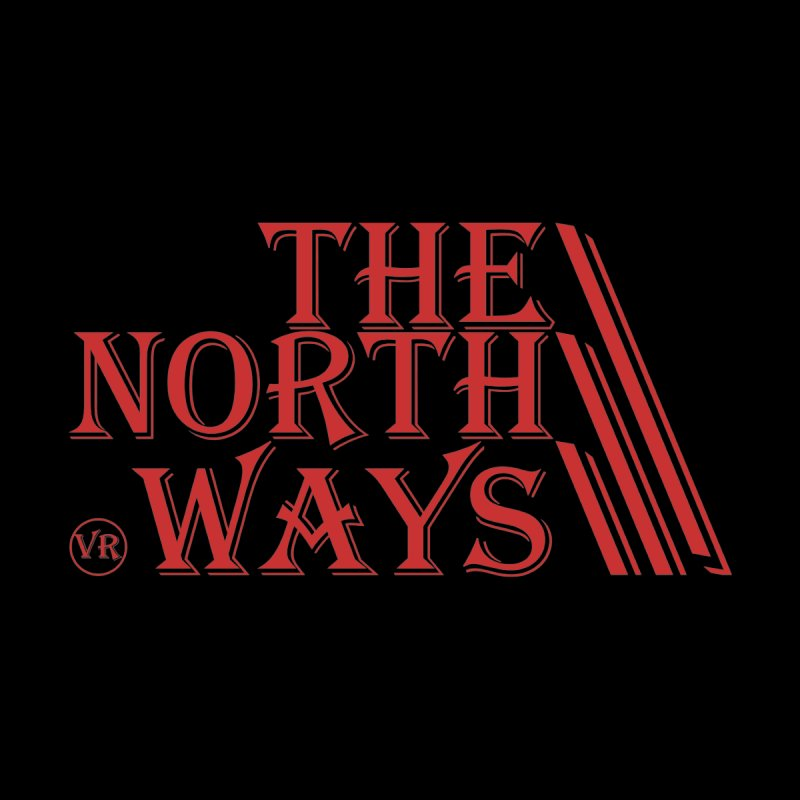 The Northways: Red by Keir Miron's Artist Shop