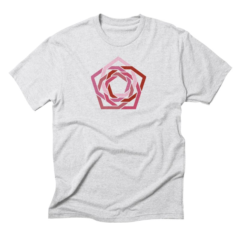 Hermetica: Rose Men's Triblend T-Shirt by Keir Miron's Artist Shop