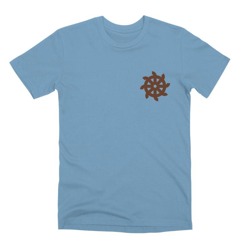 Hermetica: Wheel Men's Premium T-Shirt by Keir Miron's Artist Shop