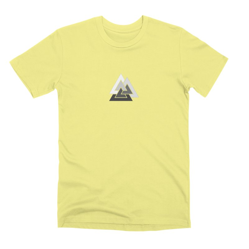 Hermetica: Mountain Men's Premium T-Shirt by Keir Miron's Artist Shop