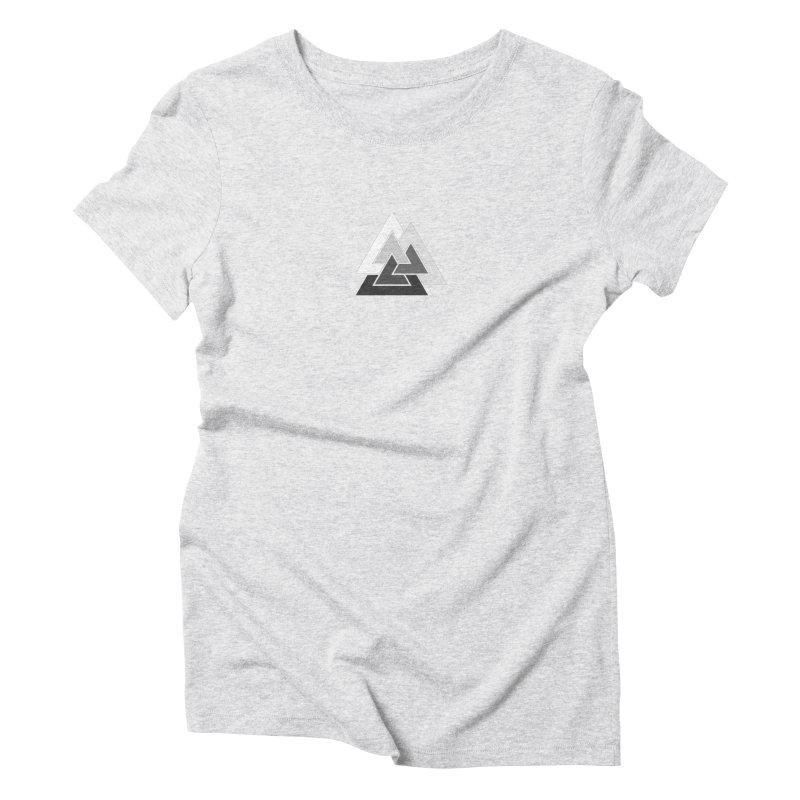 Hermetica: Mountain Women's T-Shirt by Keir Miron's Artist Shop