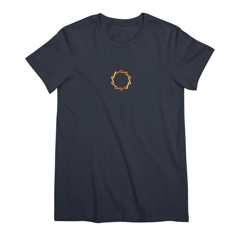 Hermetica: Sun Women's Premium T-Shirt by Keir Miron's Artist Shop