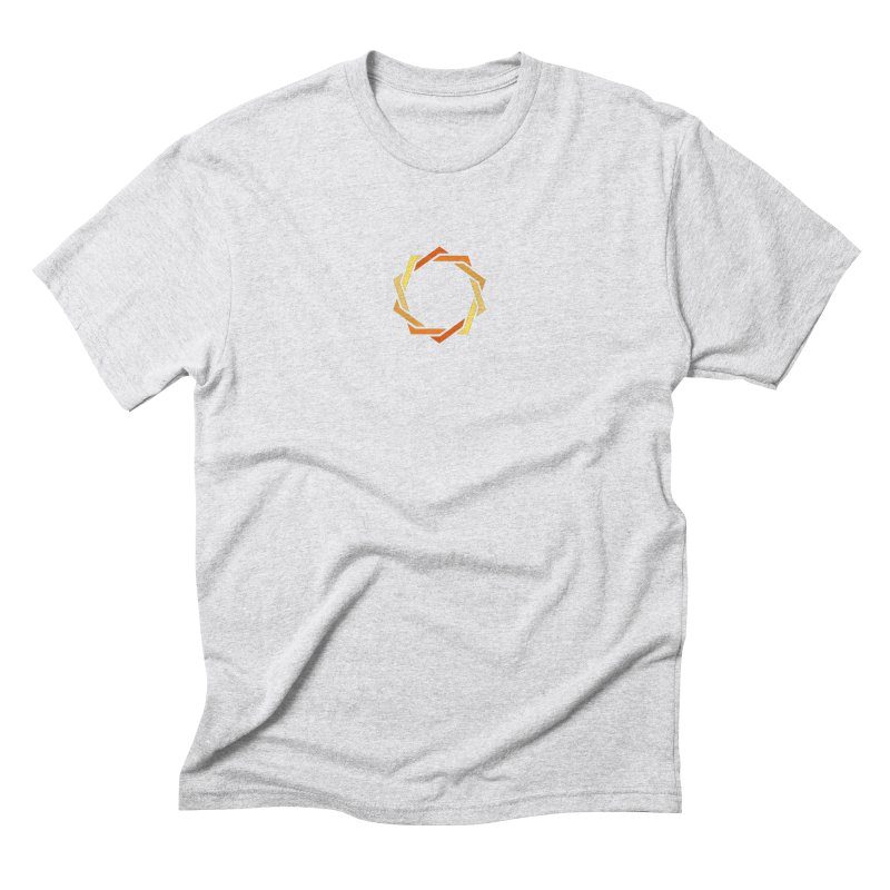 Hermetica: Sun Men's Triblend T-Shirt by Keir Miron's Artist Shop