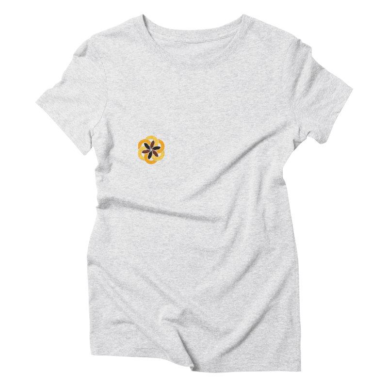 Hermetica: Sun Flower Women's T-Shirt by Keir Miron's Artist Shop