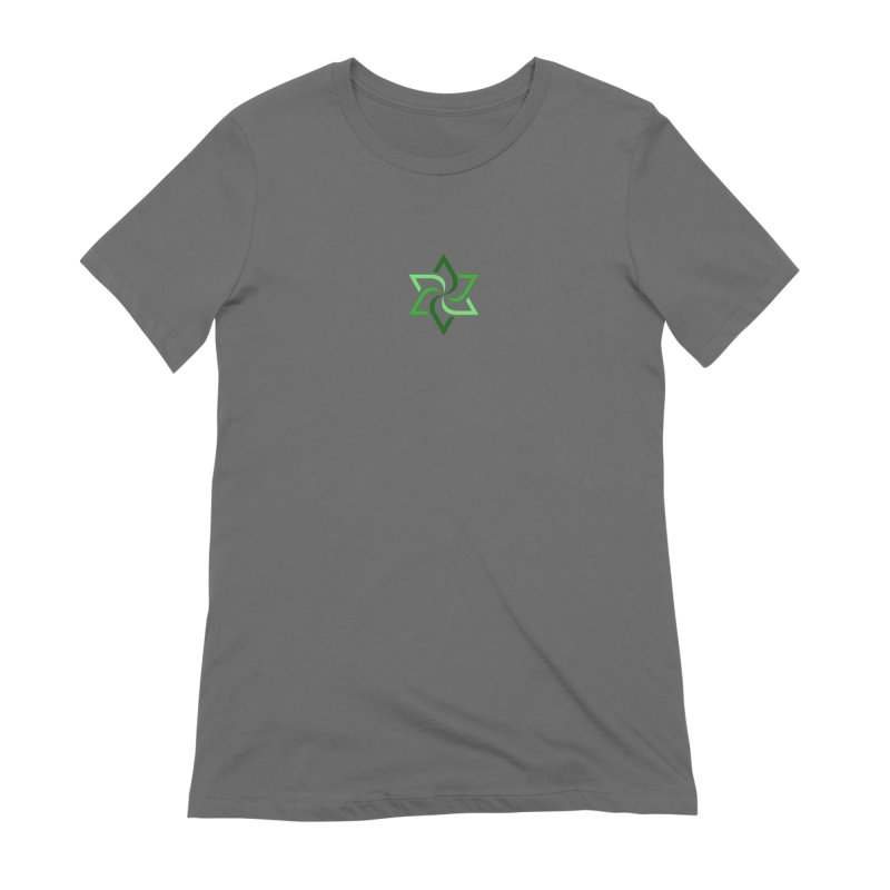 Hermetica: Leaf Women's Extra Soft T-Shirt by Keir Miron's Artist Shop