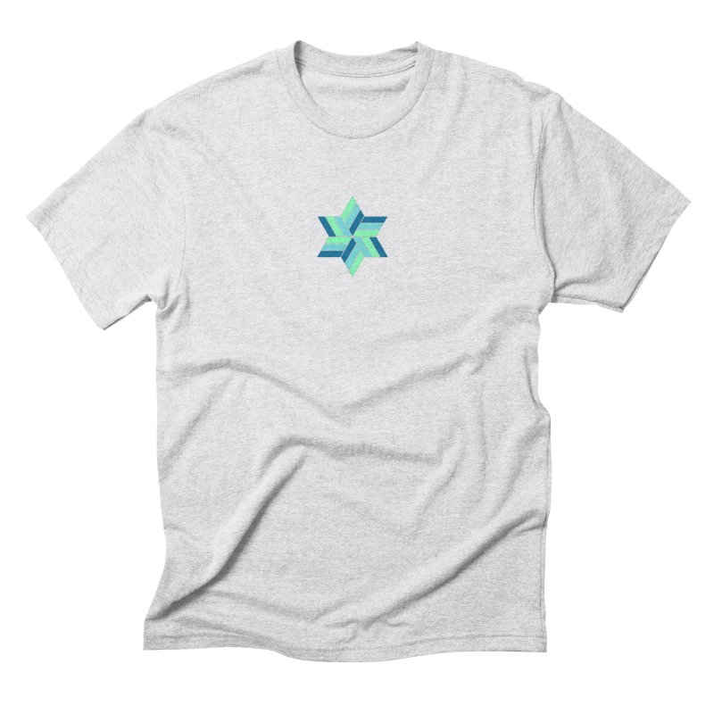 Hermetica: Wave Men's Triblend T-Shirt by Keir Miron's Artist Shop