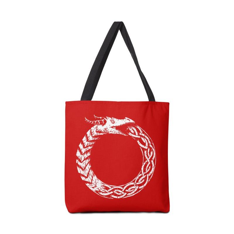 Jörmungandr Accessories Bag by Keith Noordzy's Artist Shop