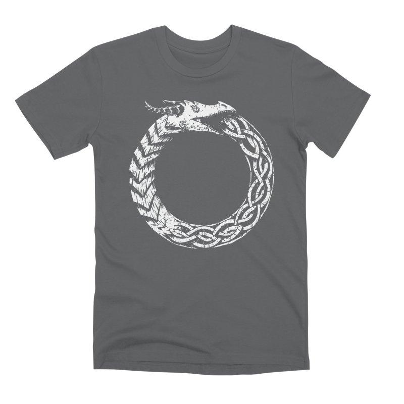 Jörmungandr Men's T-Shirt by Keith Noordzy's Artist Shop