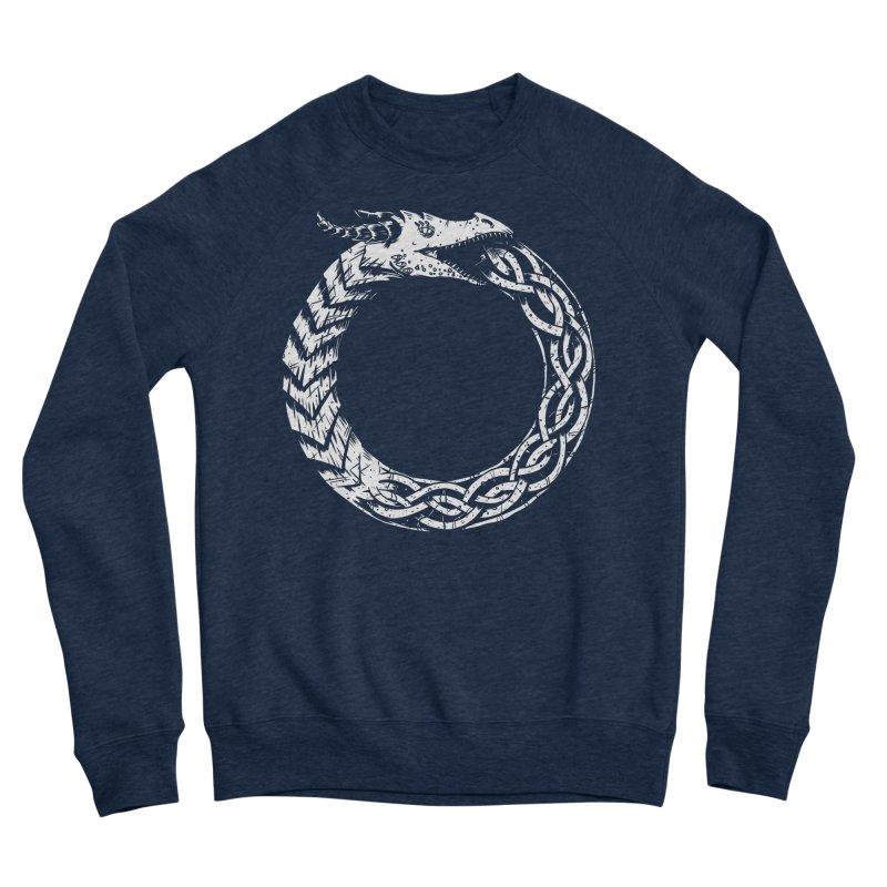 Jörmungandr Men's Sweatshirt by Keith Noordzy's Artist Shop