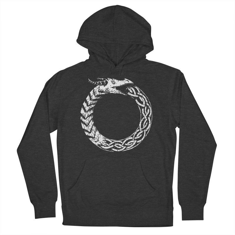 Jörmungandr Men's Pullover Hoody by Keith Noordzy's Artist Shop