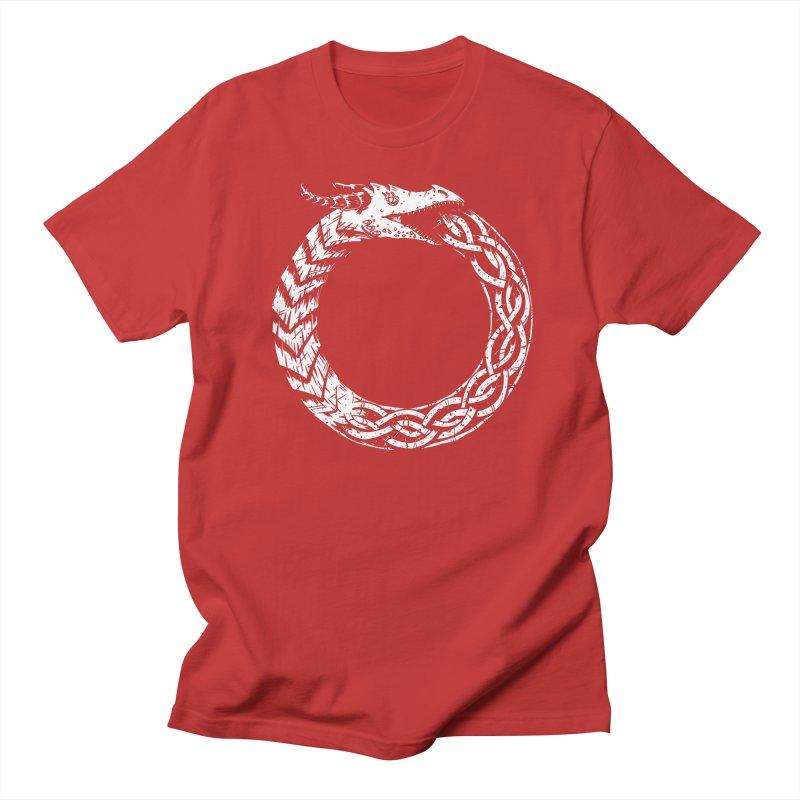 Jörmungandr Men's Regular T-Shirt by Keith Noordzy's Artist Shop