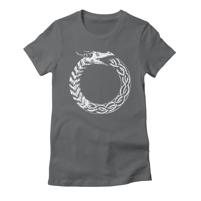 Jörmungandr Women's T-Shirt by Keith Noordzy's Artist Shop