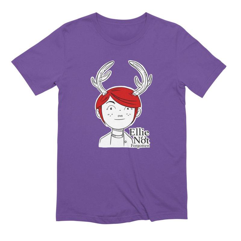 Ellie Men's Extra Soft T-Shirt by Keith Noordzy's Artist Shop