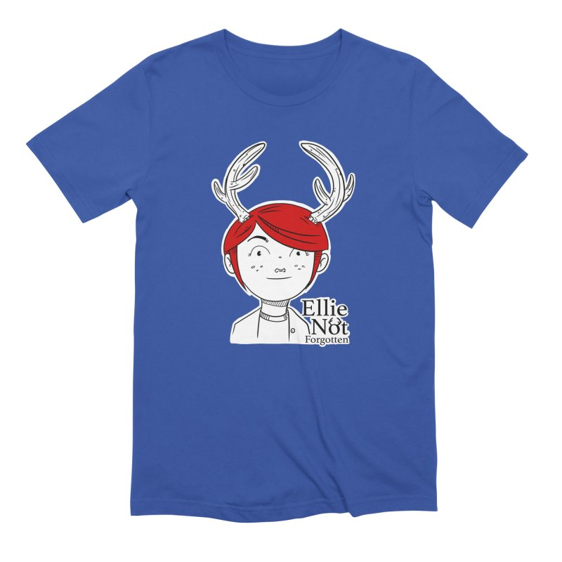 Ellie Men's T-Shirt by Keith Noordzy's Artist Shop