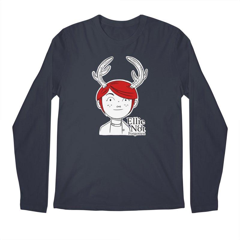 Ellie Men's Longsleeve T-Shirt by Keith Noordzy's Artist Shop