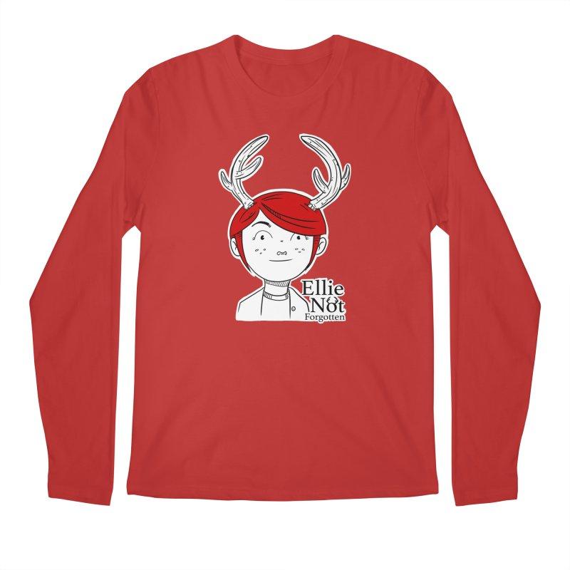 Ellie Men's Regular Longsleeve T-Shirt by Keith Noordzy's Artist Shop