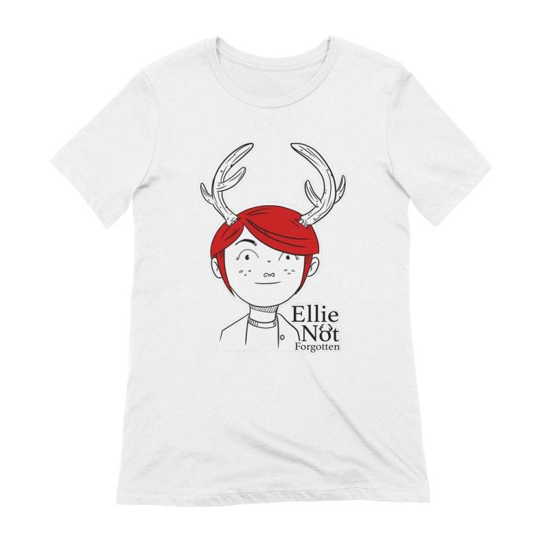 Ellie Women's T-Shirt by Keith Noordzy's Artist Shop