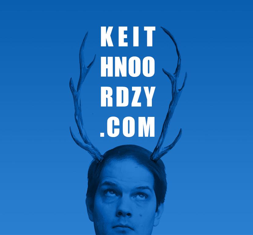 Keith Noordzy's Artist Shop Logo