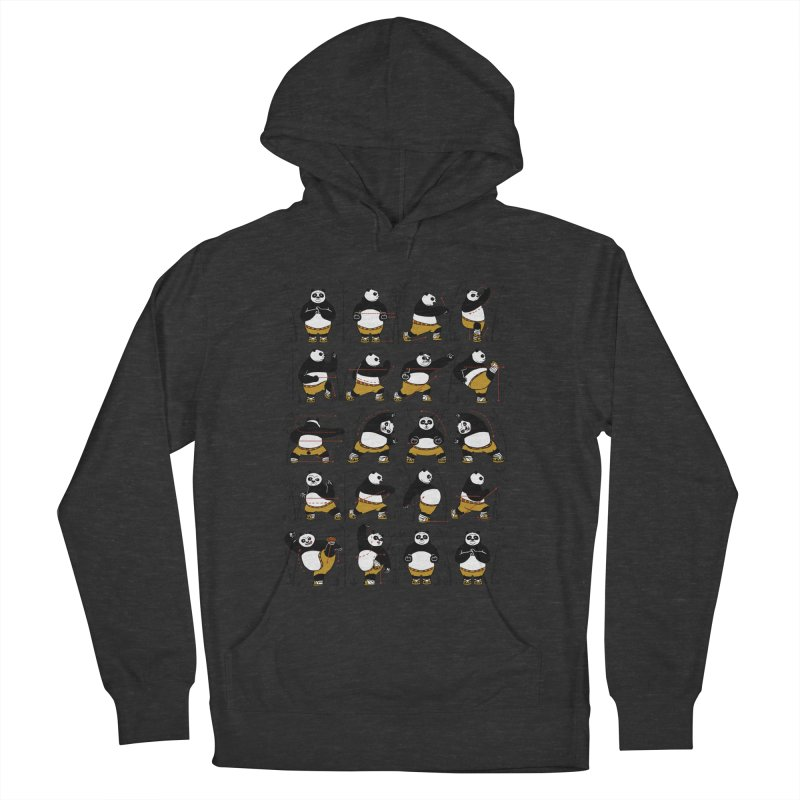 Kung Fu for Dummies Men's Pullover Hoody by keithxiii's Artist Shop