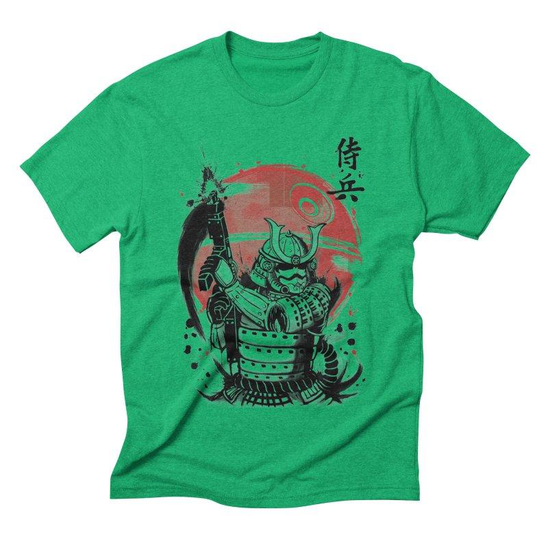 Samurai Trooper Men's Triblend T-Shirt by keithxiii's Artist Shop