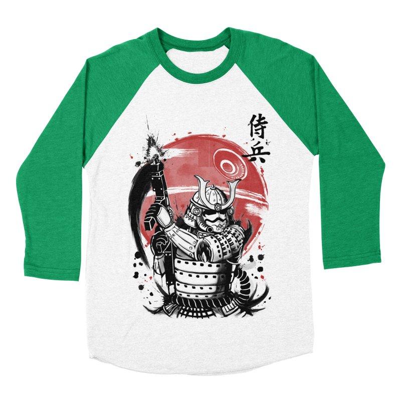Samurai Trooper Women's Baseball Triblend Longsleeve T-Shirt by keithxiii's Artist Shop