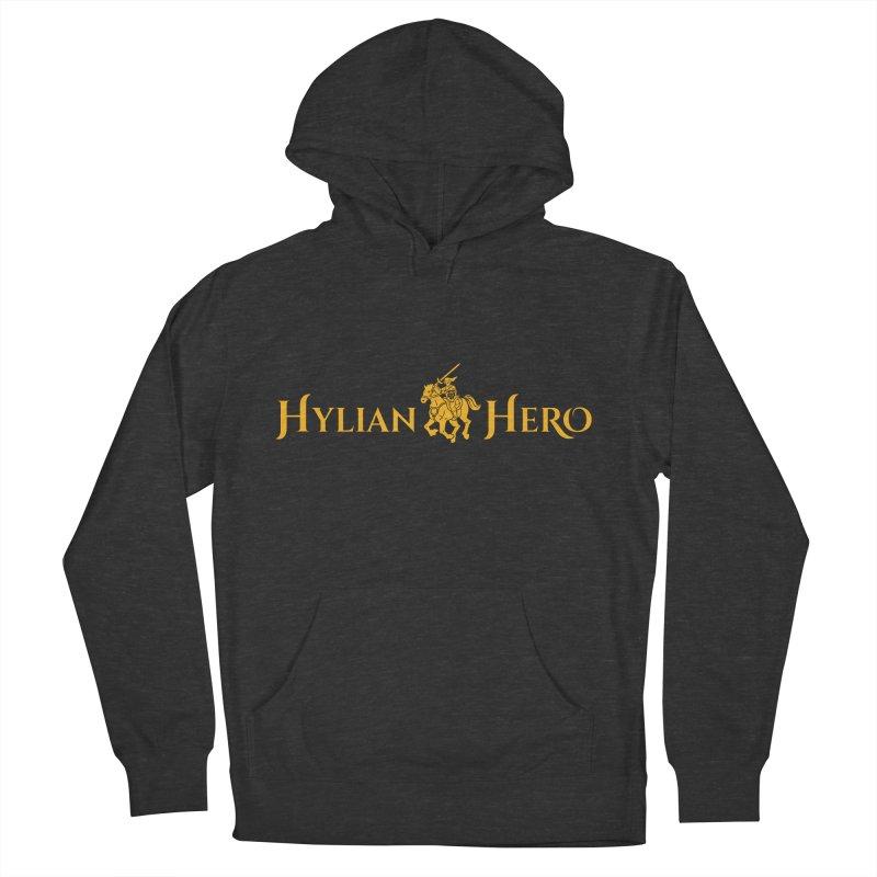 Hylian Hero Women's Pullover Hoody by keithxiii's Artist Shop