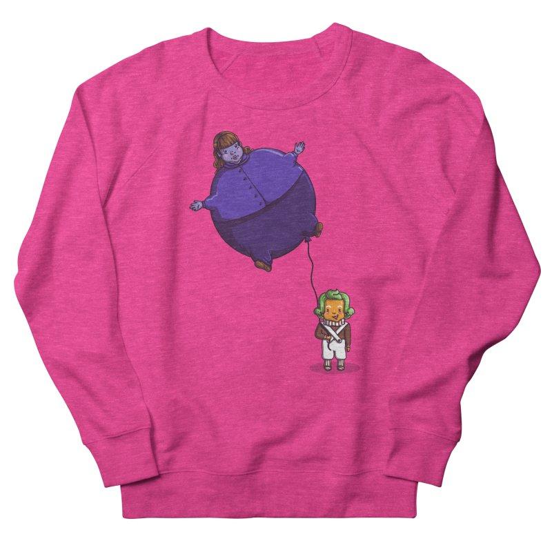 Too Much Bubblegum Women's Sweatshirt by kellabell9