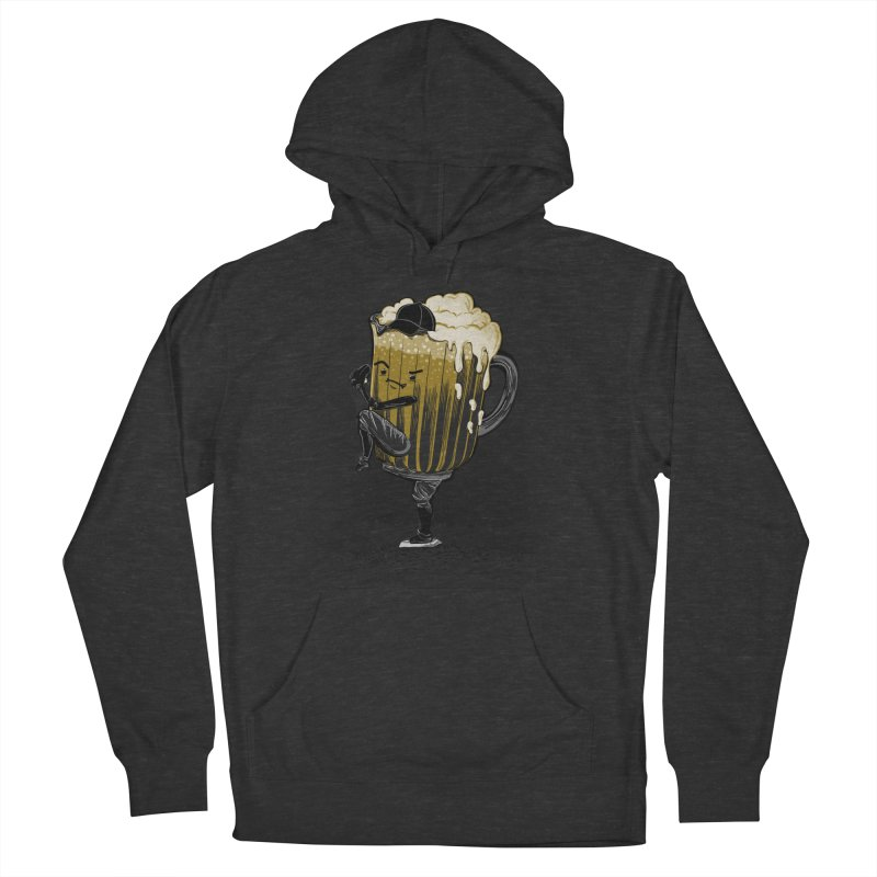 The Pitcher Men's Pullover Hoody by kellabell9