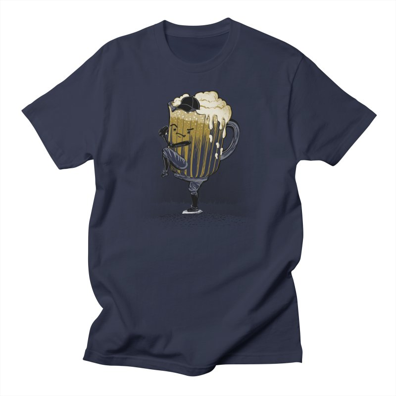 The Pitcher Men's T-Shirt by kellabell9