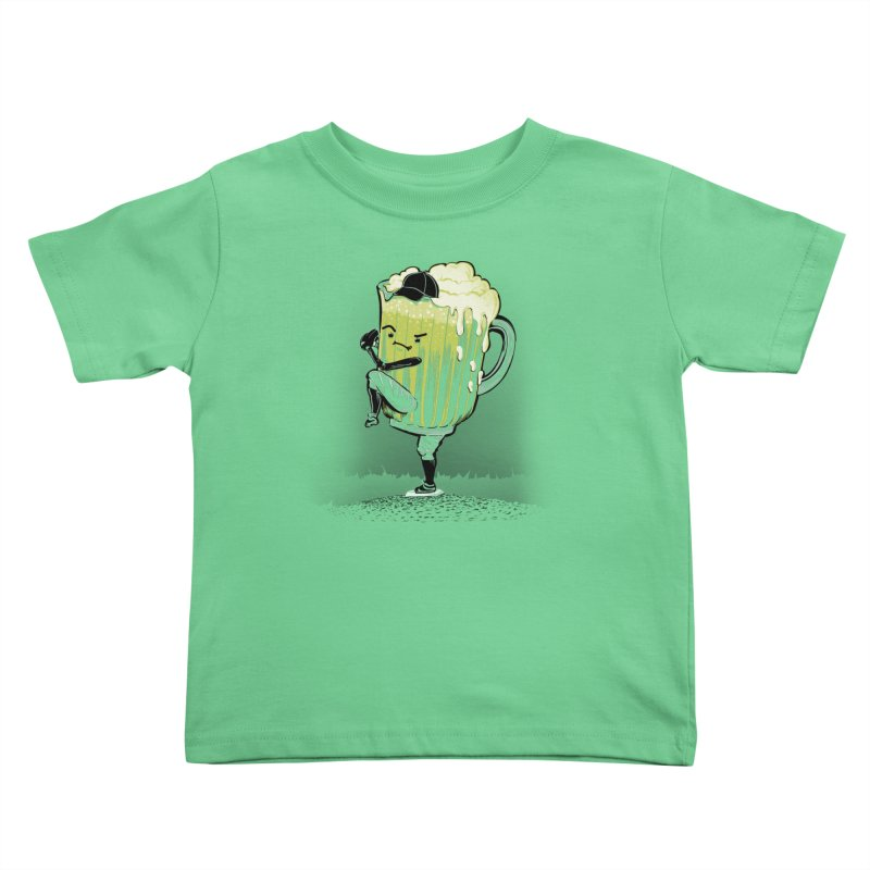 The Pitcher Kids Toddler T-Shirt by kellabell9