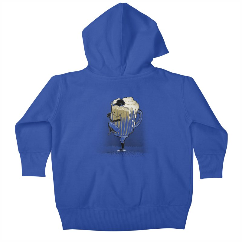 The Pitcher Kids Baby Zip-Up Hoody by kellabell9