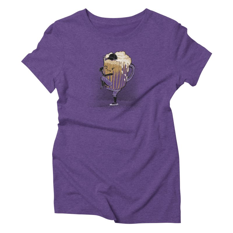 The Pitcher Women's Triblend T-shirt by kellabell9