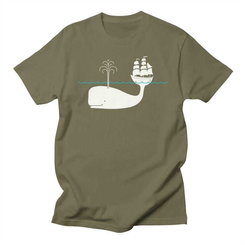 Moby Men's T-Shirt by kellabell9
