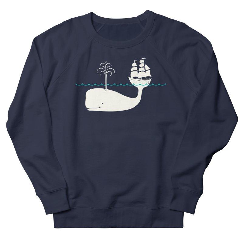Moby Men's Sweatshirt by kellabell9