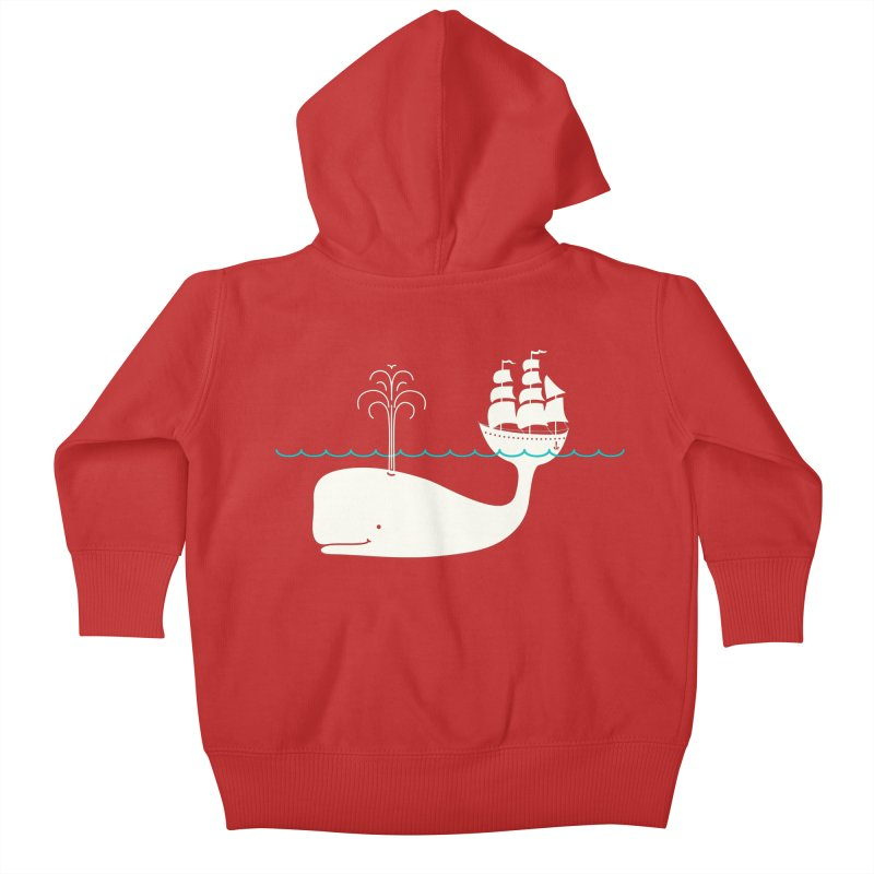 Moby Kids Baby Zip-Up Hoody by kellabell9