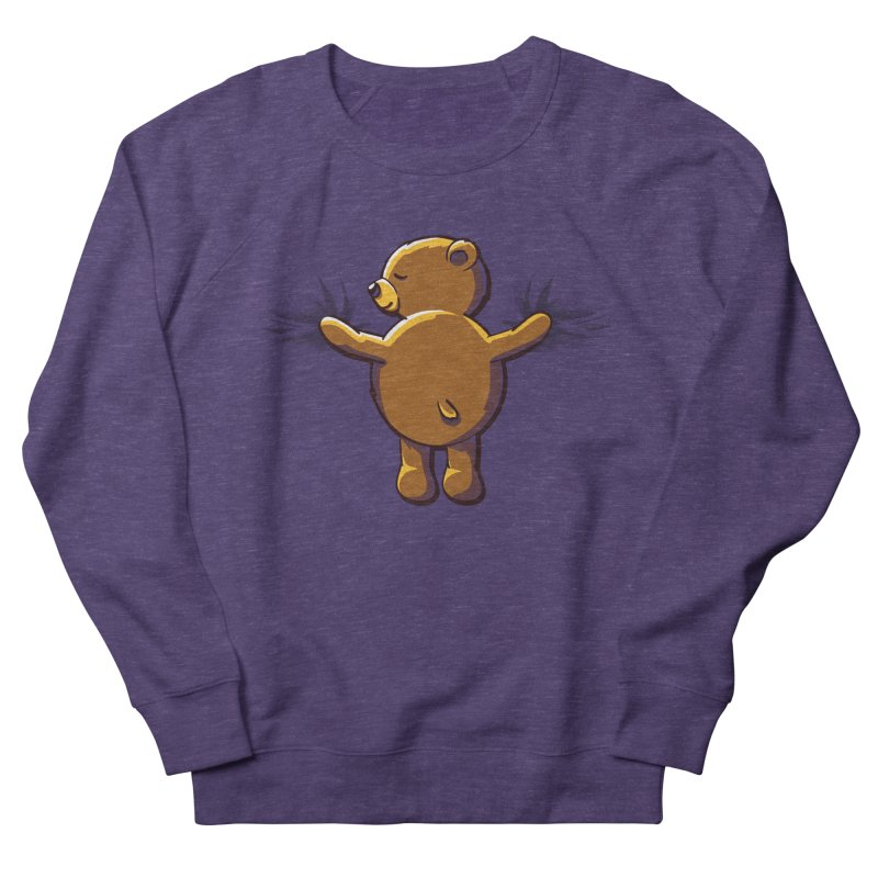 Bear Hug Women's Sweatshirt by kellabell9