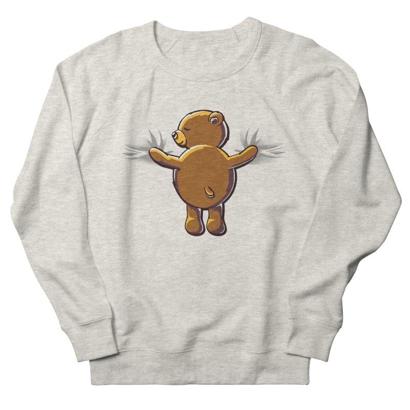 Bear Hug Men's Sweatshirt by kellabell9