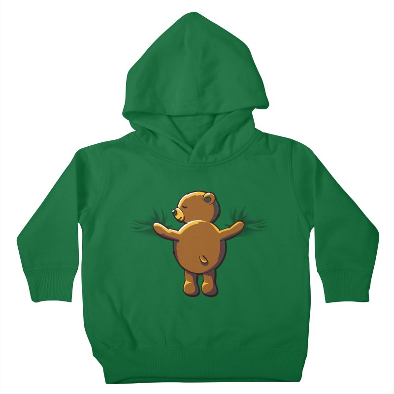 Bear Hug Kids Toddler Pullover Hoody by kellabell9