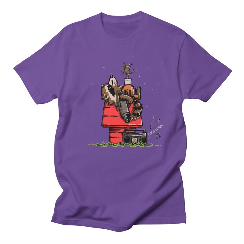 Peanut Guardians Men's T-shirt by kellabell9