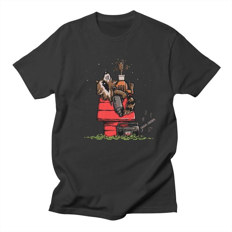 Peanut Guardians Men's Regular T-Shirt by kellabell9