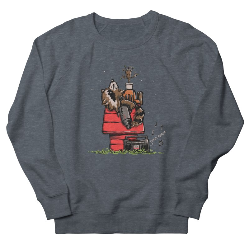Peanut Guardians Women's French Terry Sweatshirt by kellabell9